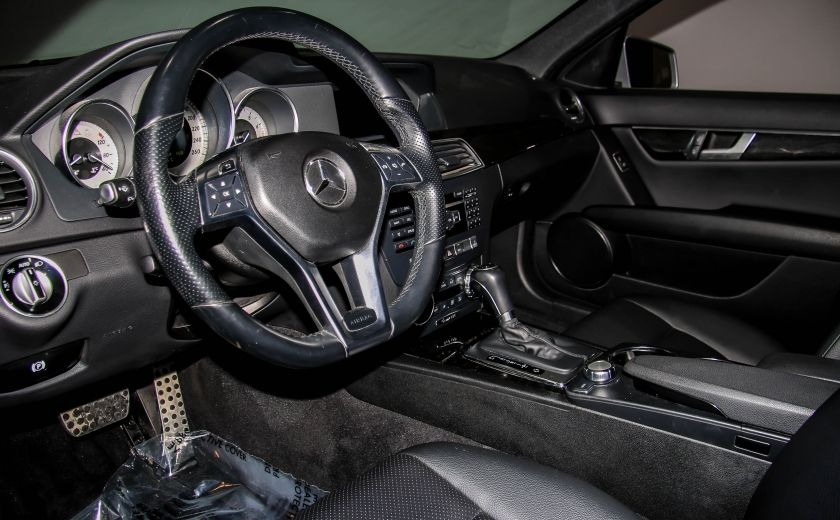 2014 Mercedes Benz C300 AWD AUTO A/C CUIR TOIT MAGS #8