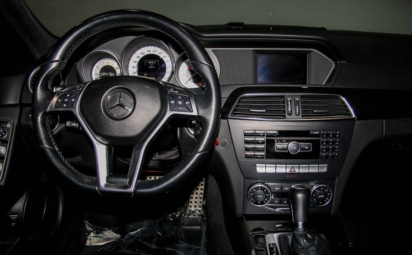 2014 Mercedes Benz C300 AWD AUTO A/C CUIR TOIT MAGS #14
