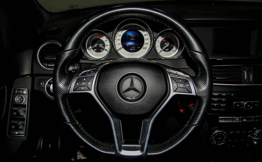 2014 Mercedes Benz C300 AWD AUTO A/C CUIR TOIT MAGS #15