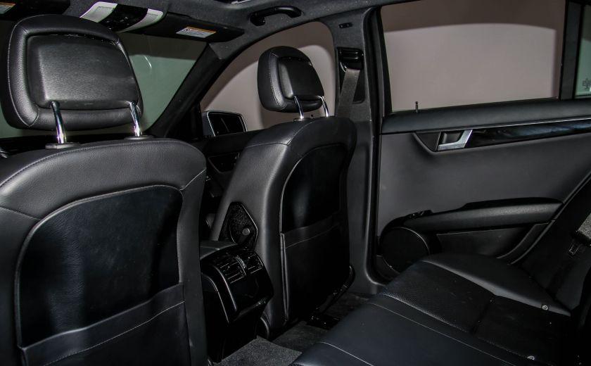 2014 Mercedes Benz C300 AWD AUTO A/C CUIR TOIT MAGS #19