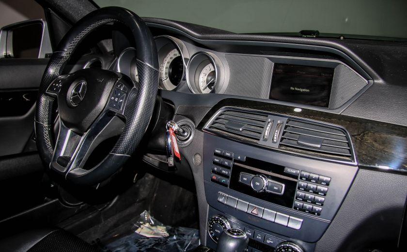 2014 Mercedes Benz C300 AWD AUTO A/C CUIR TOIT MAGS #24