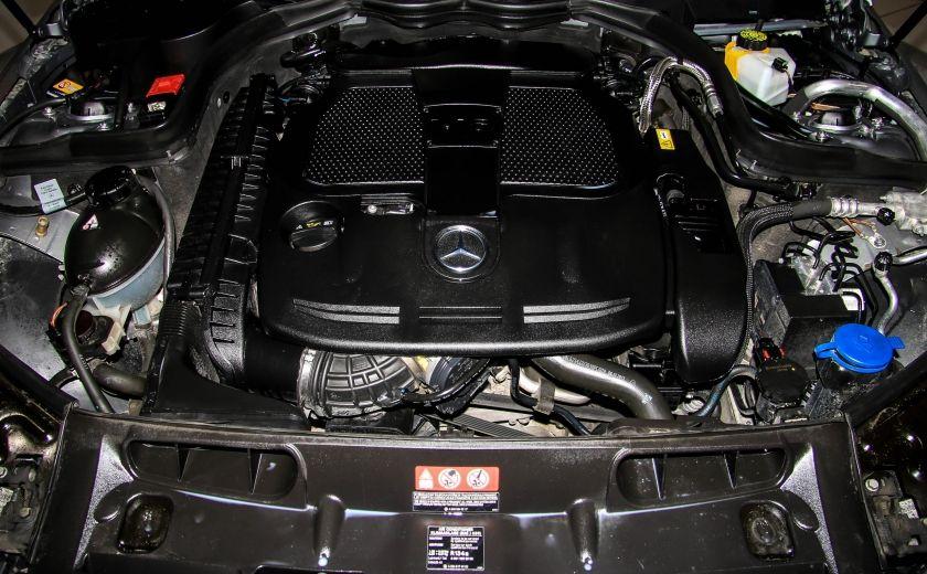 2014 Mercedes Benz C300 AWD AUTO A/C CUIR TOIT MAGS #26