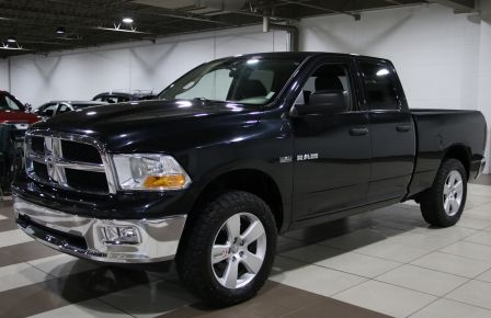 2009 Dodge RAM 1500 SLT 4WD AUTO A/C MAGS CHROME in Longueuil