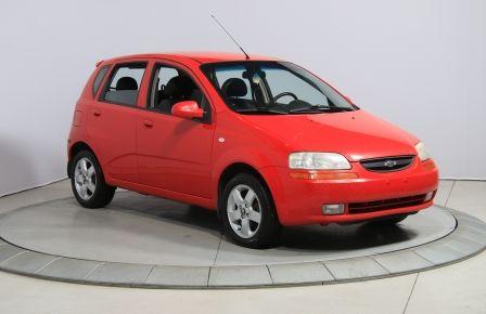 2006 Chevrolet Aveo LS #0