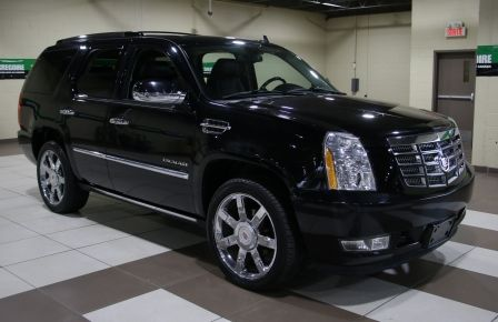 2010 Cadillac Escalade AWD AUTO A/C CUIR TOIT MAGS 7 PASS in Drummondville
