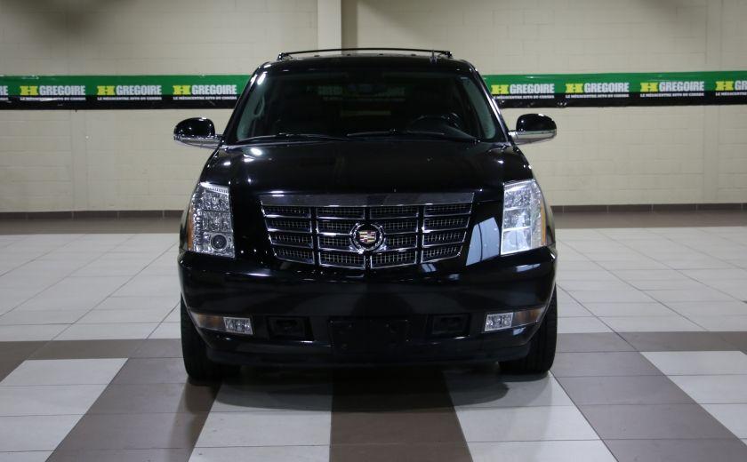 2010 Cadillac Escalade AWD AUTO A/C CUIR TOIT MAGS 7 PASS #1