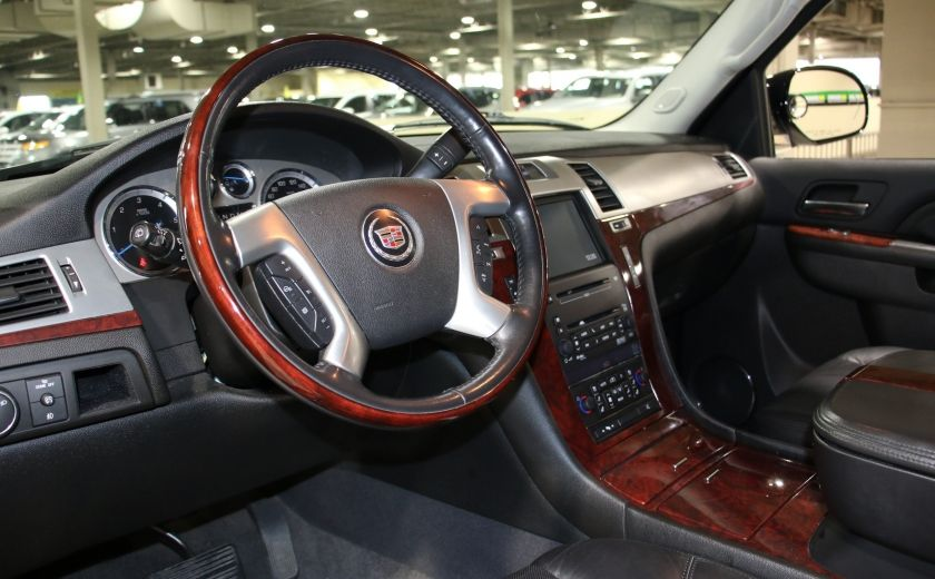 2010 Cadillac Escalade AWD AUTO A/C CUIR TOIT MAGS 7 PASS #8