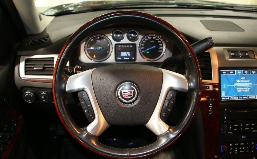 2010 Cadillac Escalade AWD AUTO A/C CUIR TOIT MAGS 7 PASS #14