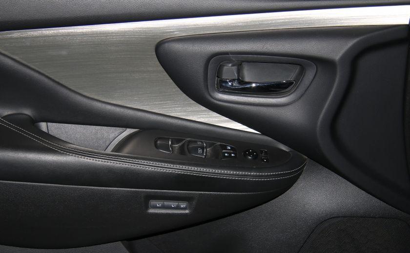 2015 Nissan Murano Platinum AWD CUIR TOIT PANO NAV MAGS BLUETOOTH #10