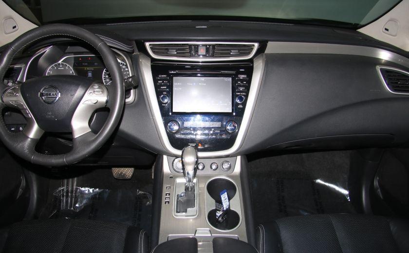2015 Nissan Murano Platinum AWD CUIR TOIT PANO NAV MAGS BLUETOOTH #13
