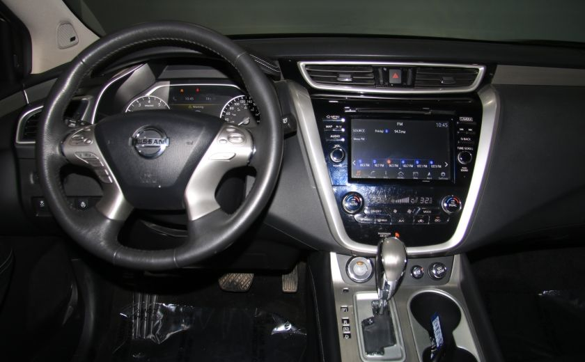 2015 Nissan Murano Platinum AWD CUIR TOIT PANO NAV MAGS BLUETOOTH #14