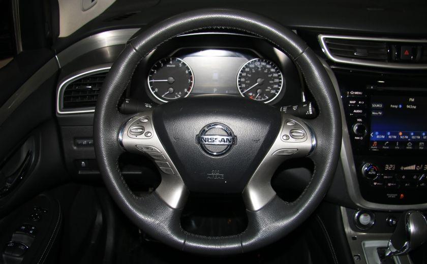 2015 Nissan Murano Platinum AWD CUIR TOIT PANO NAV MAGS BLUETOOTH #15