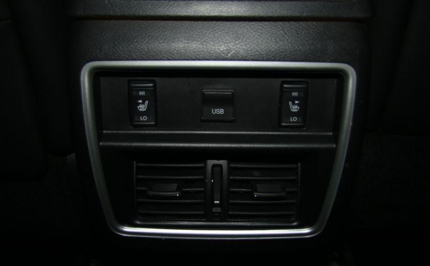 2015 Nissan Murano Platinum AWD CUIR TOIT PANO NAV MAGS BLUETOOTH #17