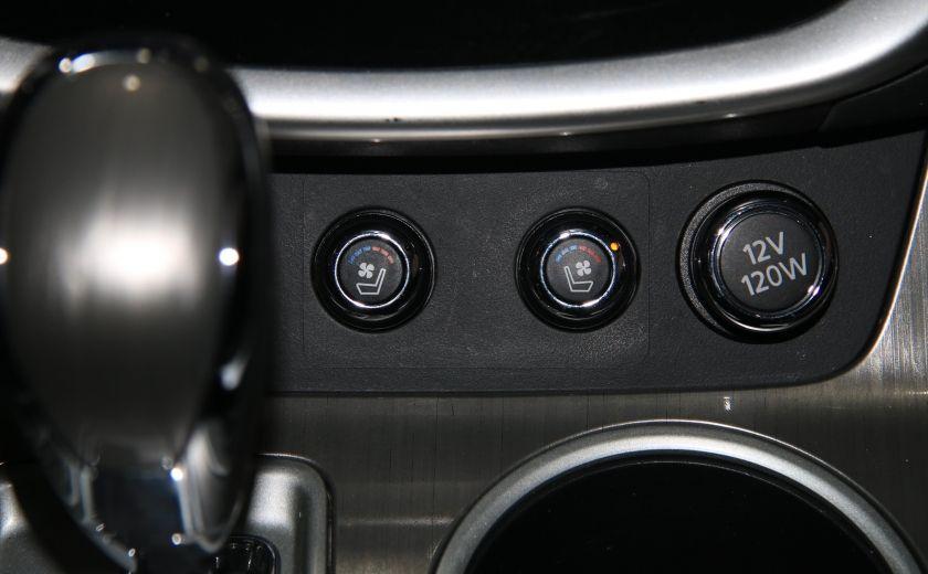 2015 Nissan Murano Platinum AWD CUIR TOIT PANO NAV MAGS BLUETOOTH #19