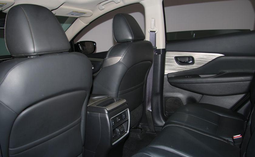 2015 Nissan Murano Platinum AWD CUIR TOIT PANO NAV MAGS BLUETOOTH #25