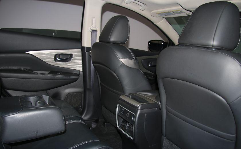 2015 Nissan Murano Platinum AWD CUIR TOIT PANO NAV MAGS BLUETOOTH #27