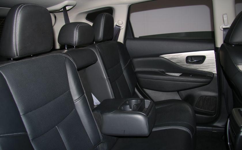 2015 Nissan Murano Platinum AWD CUIR TOIT PANO NAV MAGS BLUETOOTH #28