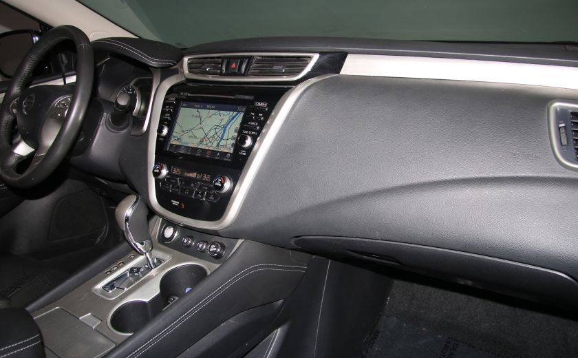 2015 Nissan Murano Platinum AWD CUIR TOIT PANO NAV MAGS BLUETOOTH #29