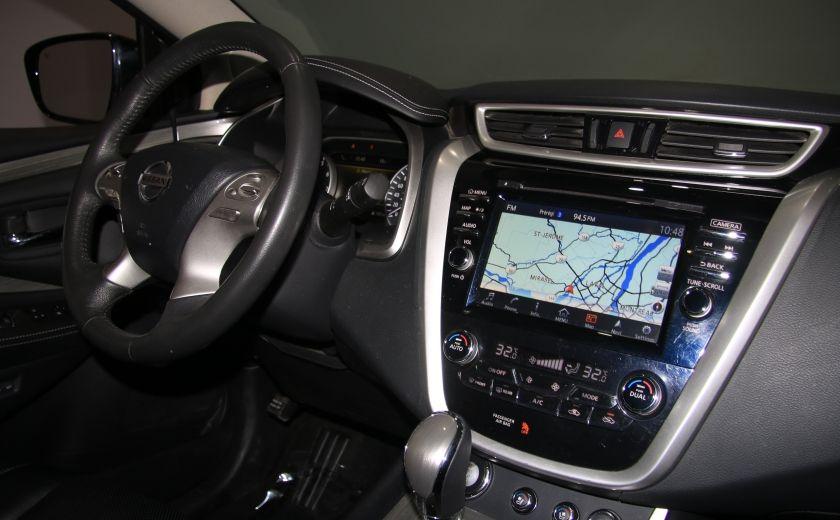 2015 Nissan Murano Platinum AWD CUIR TOIT PANO NAV MAGS BLUETOOTH #30