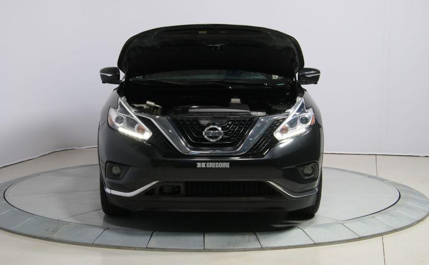 2015 Nissan Murano Platinum AWD CUIR TOIT PANO NAV MAGS BLUETOOTH #33