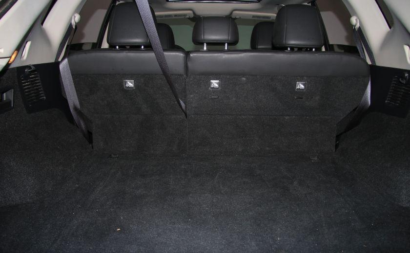 2015 Nissan Murano Platinum AWD CUIR TOIT PANO NAV MAGS BLUETOOTH #35