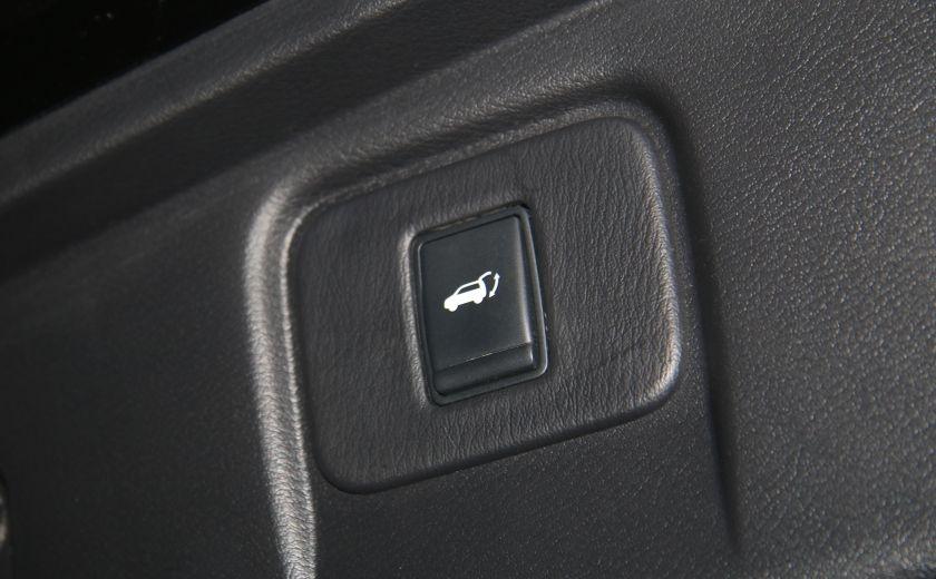 2015 Nissan Murano Platinum AWD CUIR TOIT PANO NAV MAGS BLUETOOTH #38