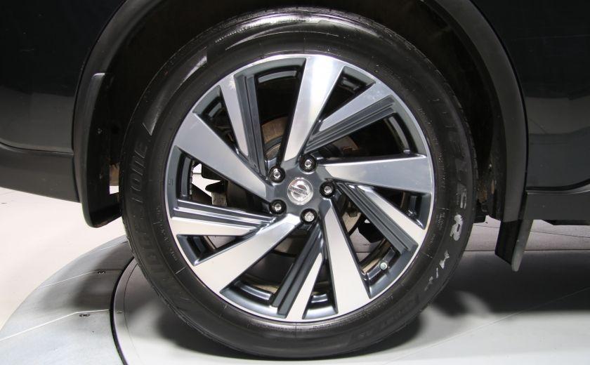 2015 Nissan Murano Platinum AWD CUIR TOIT PANO NAV MAGS BLUETOOTH #39