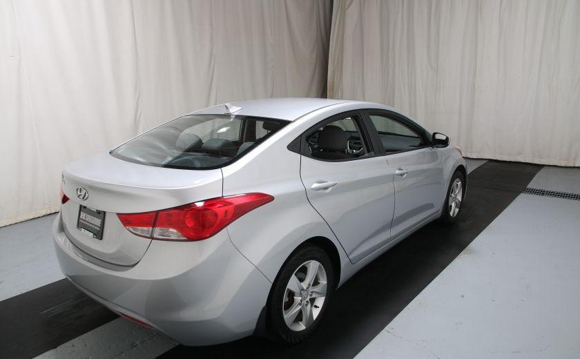 2012 Hyundai Elantra GLS AUTO A/C TOIT MAGS #5