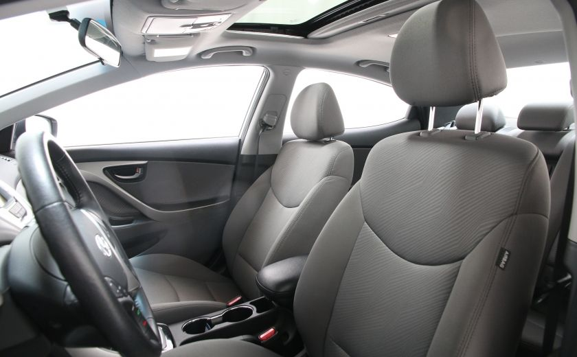 2012 Hyundai Elantra GLS AUTO A/C TOIT MAGS #9