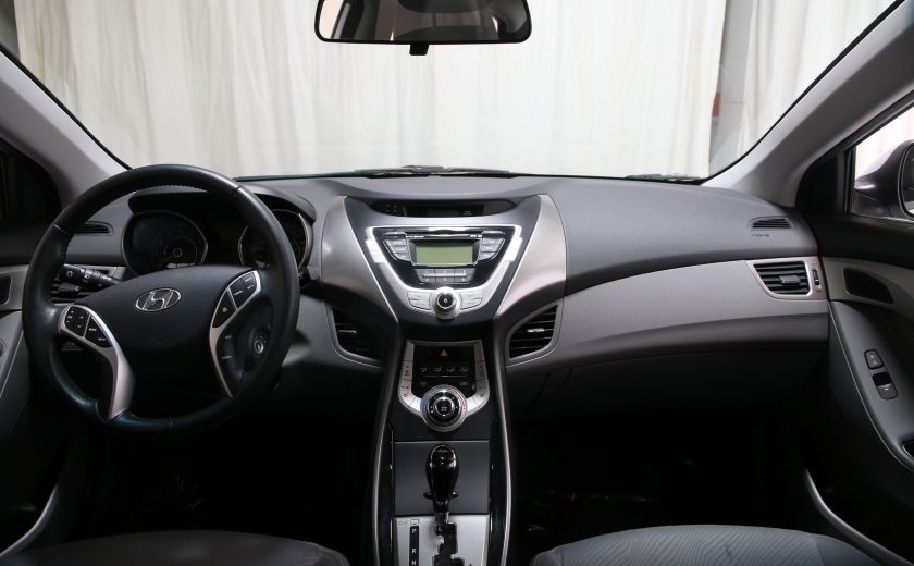 2012 Hyundai Elantra GLS AUTO A/C TOIT MAGS #10