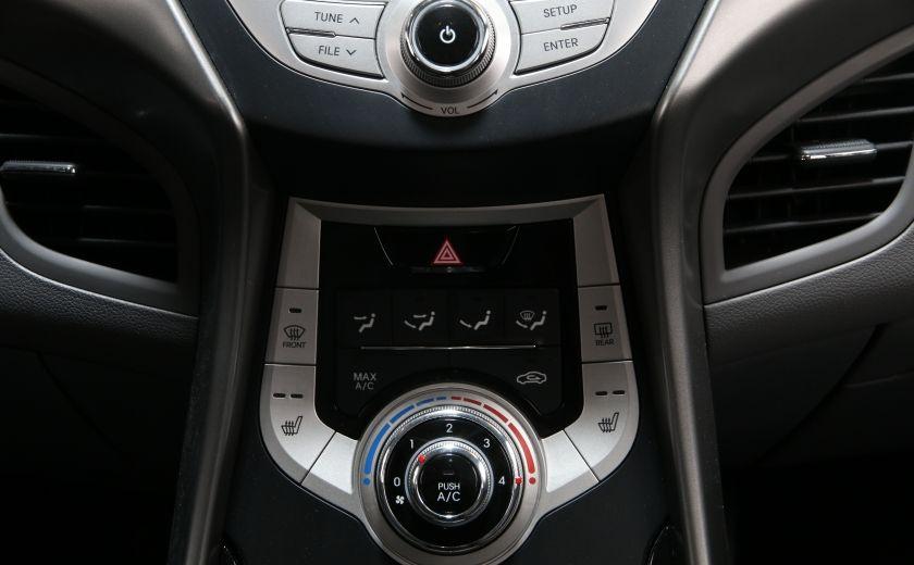 2012 Hyundai Elantra GLS AUTO A/C TOIT MAGS #13