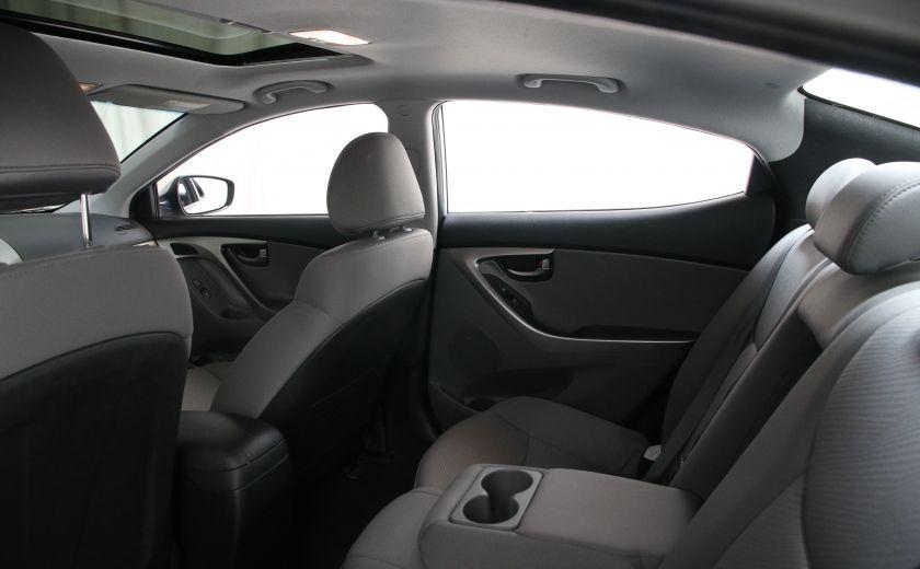 2012 Hyundai Elantra GLS AUTO A/C TOIT MAGS #15