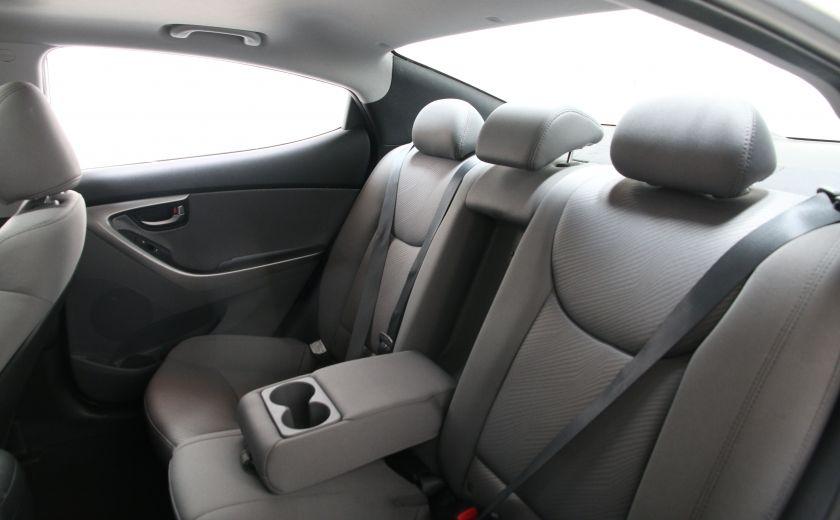 2012 Hyundai Elantra GLS AUTO A/C TOIT MAGS #16