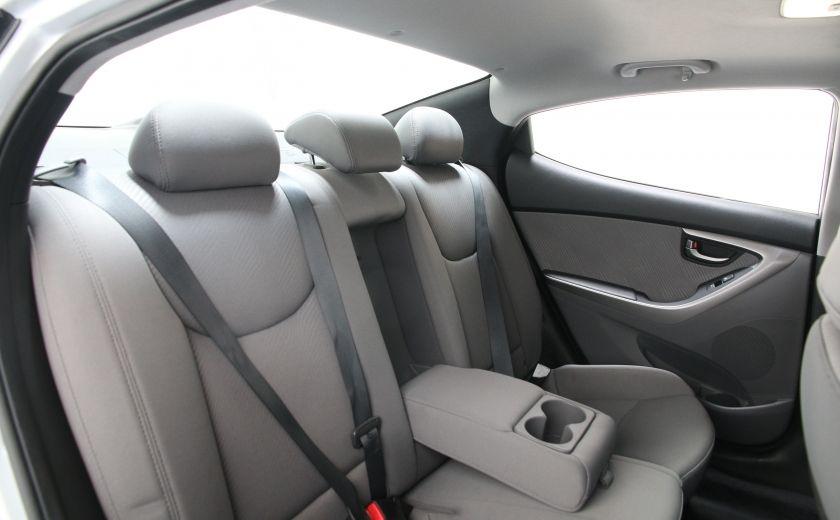 2012 Hyundai Elantra GLS AUTO A/C TOIT MAGS #18