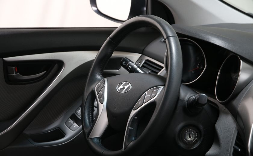 2012 Hyundai Elantra GLS AUTO A/C TOIT MAGS #20