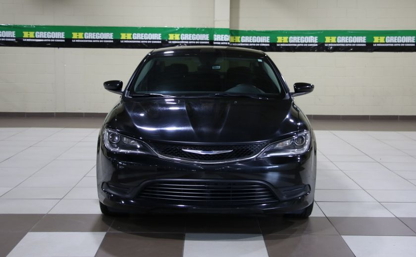 2015 Chrysler 200 LX AUTO A/C GR ELECT MAGS #1