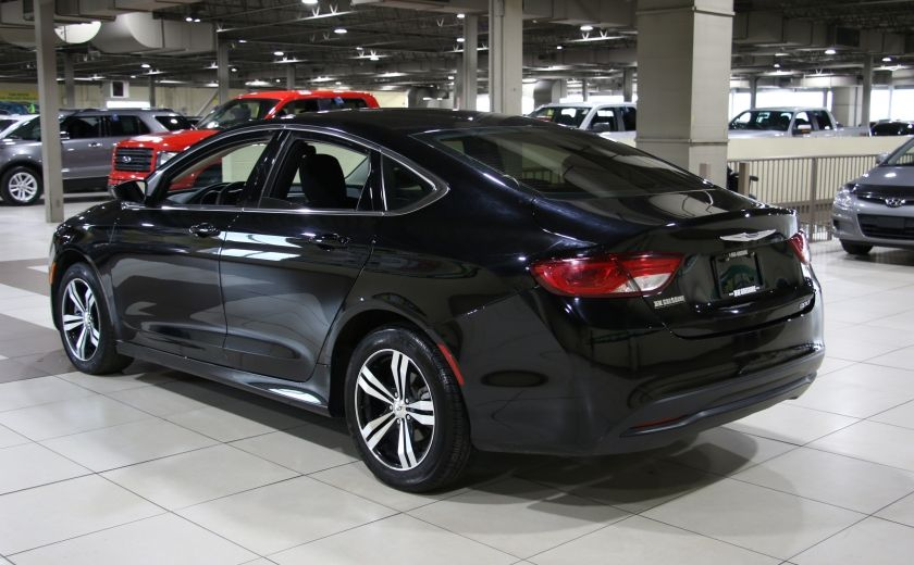 2015 Chrysler 200 LX AUTO A/C GR ELECT MAGS #4