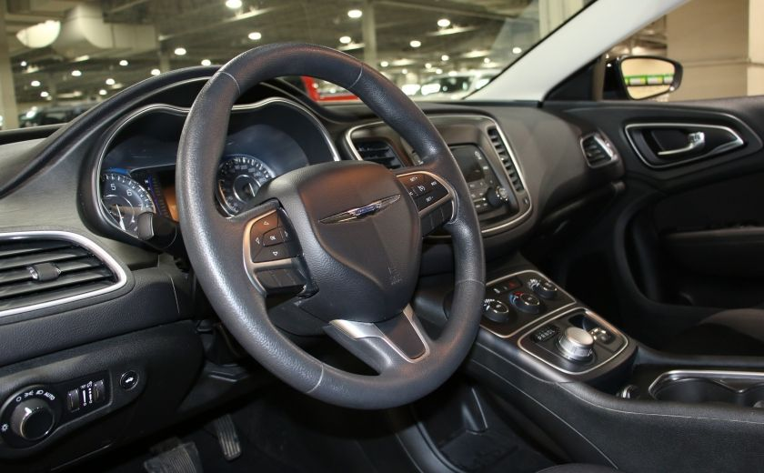 2015 Chrysler 200 LX AUTO A/C GR ELECT MAGS #8
