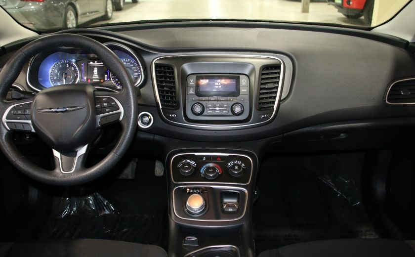 2015 Chrysler 200 LX AUTO A/C GR ELECT MAGS #11