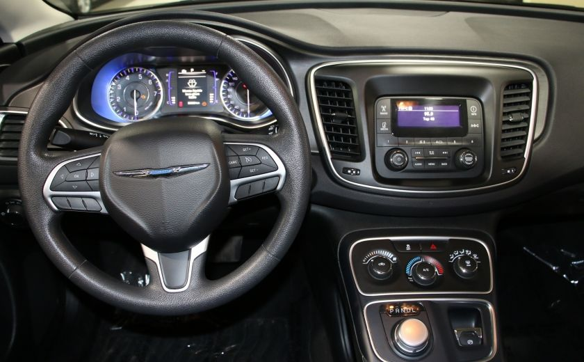2015 Chrysler 200 LX AUTO A/C GR ELECT MAGS #12