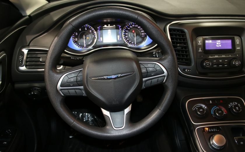 2015 Chrysler 200 LX AUTO A/C GR ELECT MAGS #13
