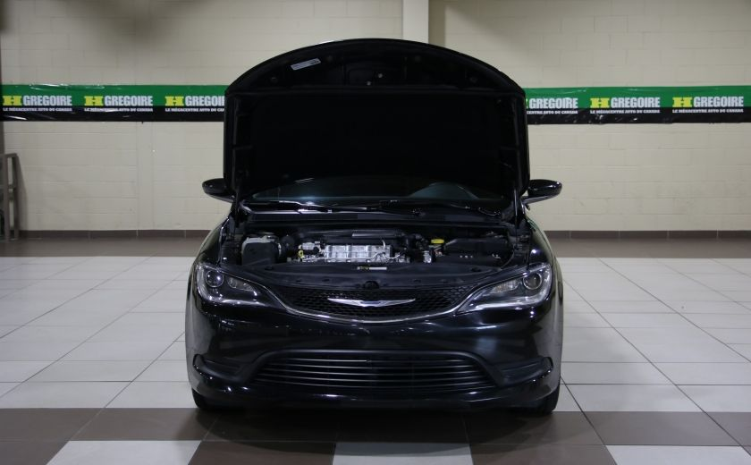 2015 Chrysler 200 LX AUTO A/C GR ELECT MAGS #25
