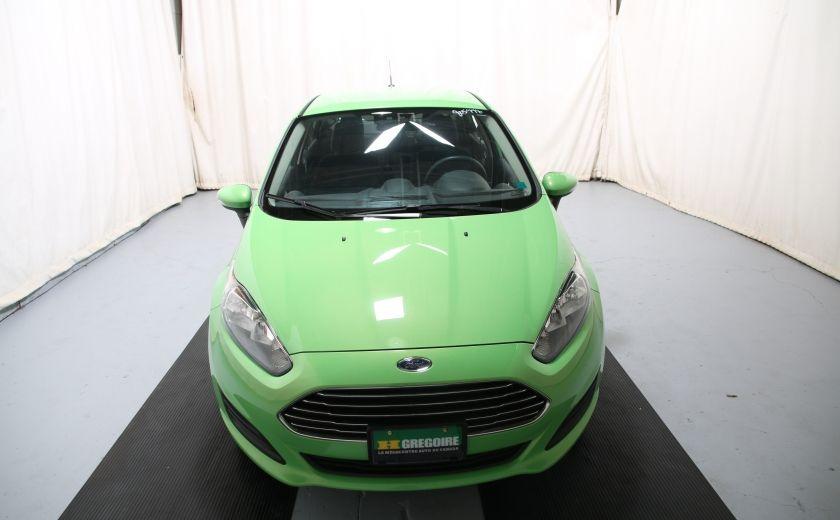 2014 Ford Fiesta SE AUTO MAGS AC GR ELEC #1