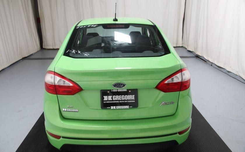 2014 Ford Fiesta SE AUTO MAGS AC GR ELEC #4