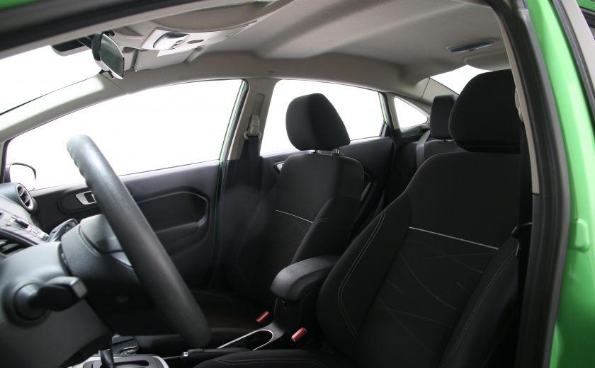 2014 Ford Fiesta SE AUTO MAGS AC GR ELEC #8