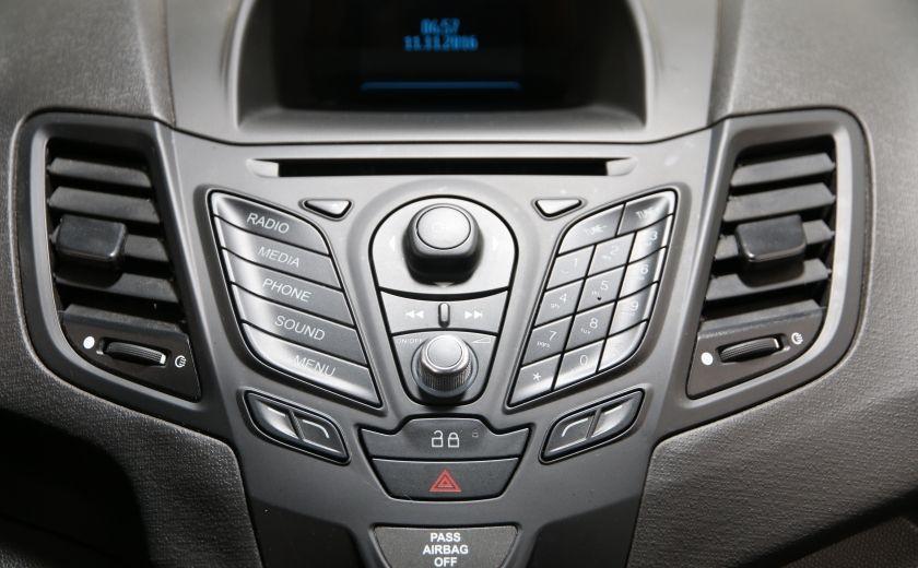 2014 Ford Fiesta SE AUTO MAGS AC GR ELEC #11