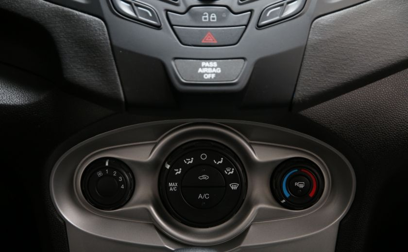 2014 Ford Fiesta SE AUTO MAGS AC GR ELEC #12