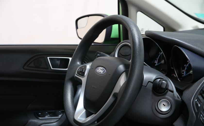 2014 Ford Fiesta SE AUTO MAGS AC GR ELEC #18