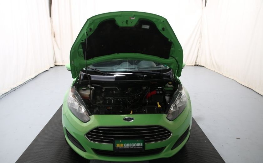 2014 Ford Fiesta SE AUTO MAGS AC GR ELEC #20