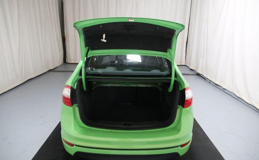 2014 Ford Fiesta SE AUTO MAGS AC GR ELEC #22